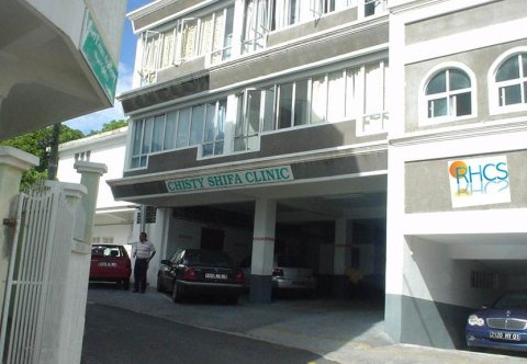 Christy Shifa Clinic, Port Louis, Mauritius