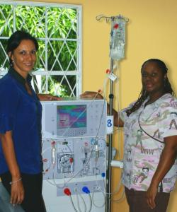 Sils Dialysis Barbados