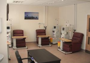 KC Holiday Dialysis Centre, Bournemouth Dorset England
